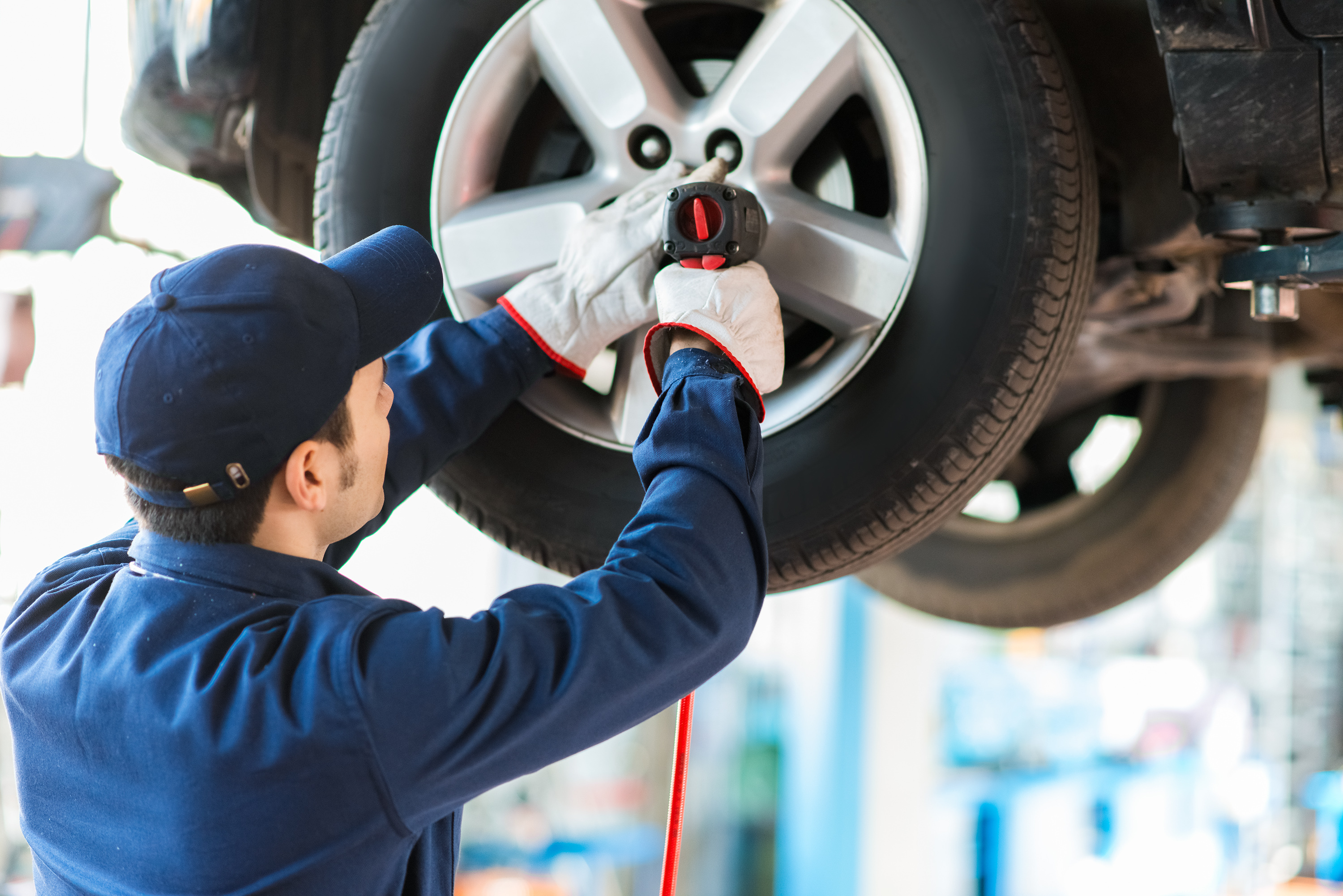 Powers is proficient in helping the auto repair industry