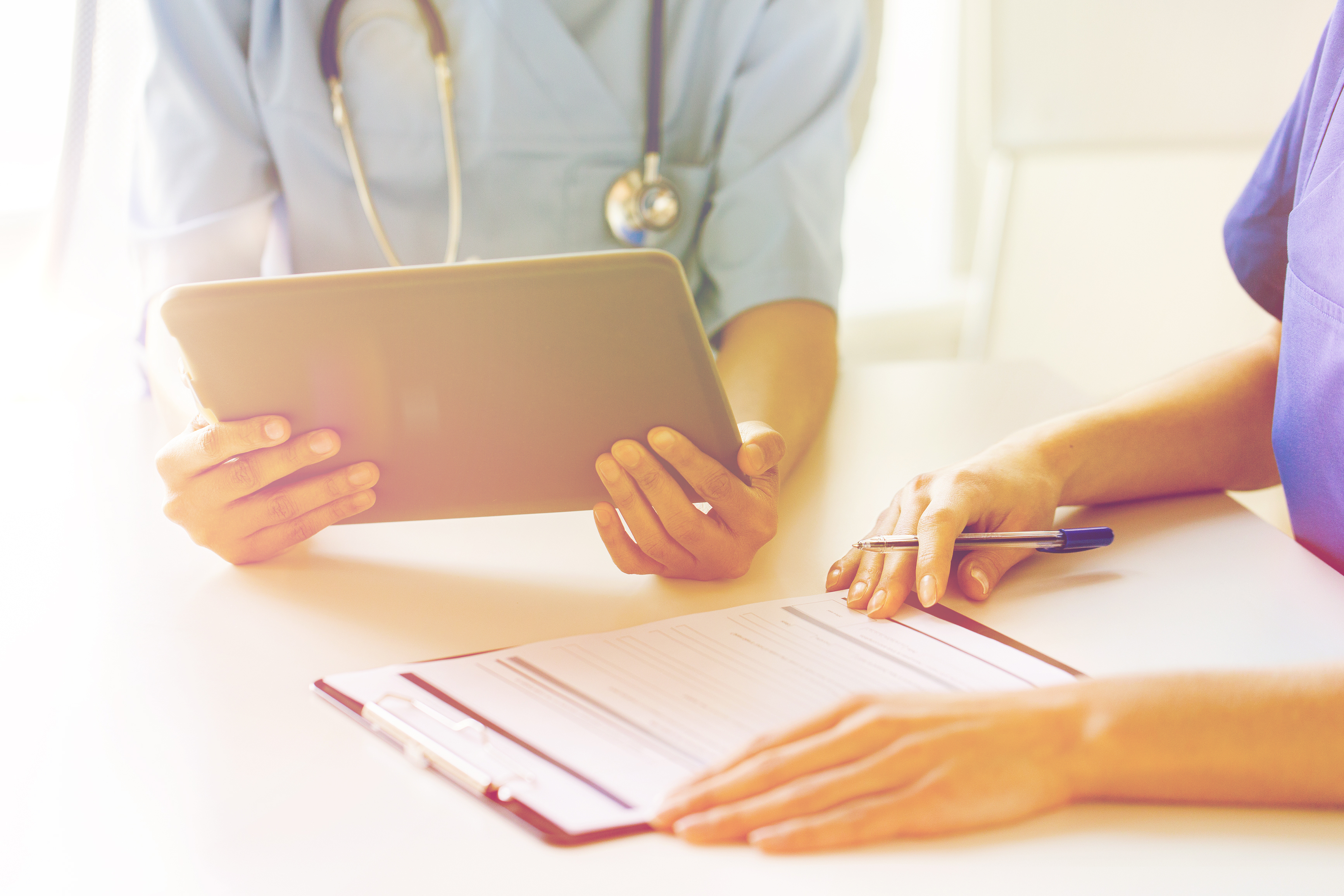Powers Accounting helps Medical Professionals